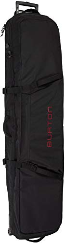 Burton Wheelie Locker Snowboard Bag, True Black, 166 cm