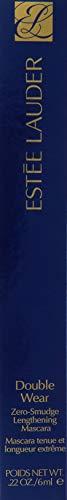 エスティローダーダブルウェアゼロスマッジマスカラ6ml/0.24oz#01ブラック