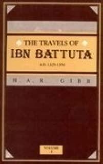 Travels of IBN Battuta A.D. 1325-1354- 3 Vol.'s