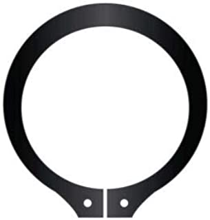 Qty 10, 1-1//8 SS Ext HD Retaining Ring Min Pack of 10 Spiral