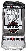 HOMAX Products 10121100 Number 00 Steel Wool Pad, 12-Pack (2)