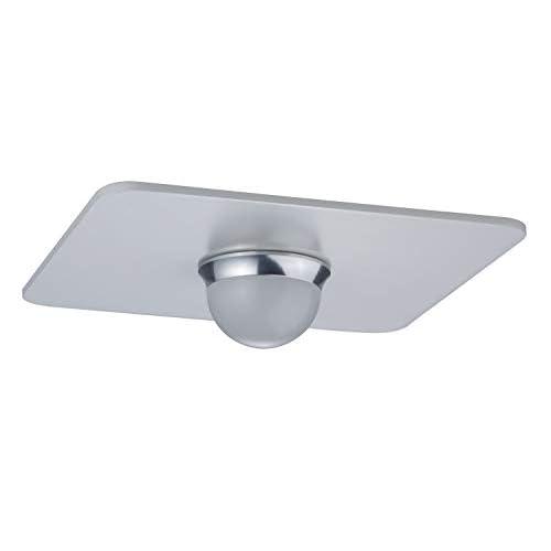 Paulmann 95076 illuminazione da soffitto Cromo, Bianco LED