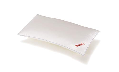 PARADIES – das aktive Kühlkissen - Softy Cool Bio Kopfkissen 40x80 cm - Öko-Tex Zertifiziert Standard 100 Klasse 1, medizinisch getestet