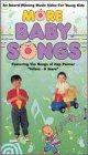 Babysongs - More Baby Songs [VHS]
