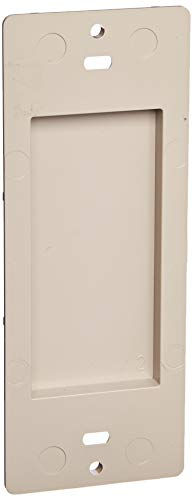 Lutron SC-BI-TP Electrical Wall Plate, Decora Satin Colors Blank Insert Plate - Taupe