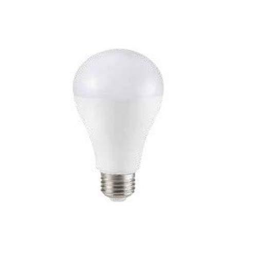 Lampadina LED 17W, Bulb A65 Chip Samsung Pro Attacco E27, 3000K