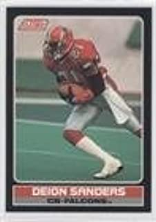Deion Sanders (Football Card) 1990 Score - Mail In Young Superstars #15