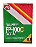 Fuji FP 100 C Sofortbild-Film (Seide) -