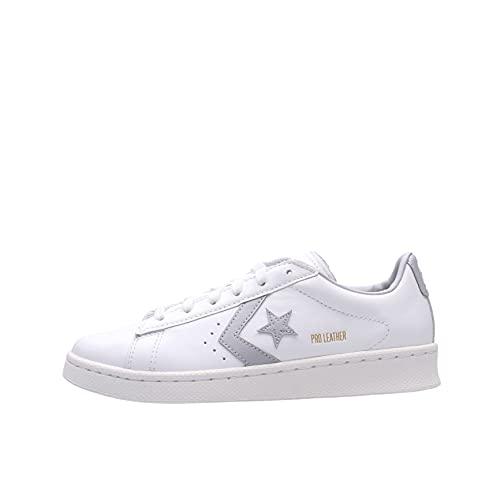 CONVERSE, Pro leather ox, White/gravel/white - 40