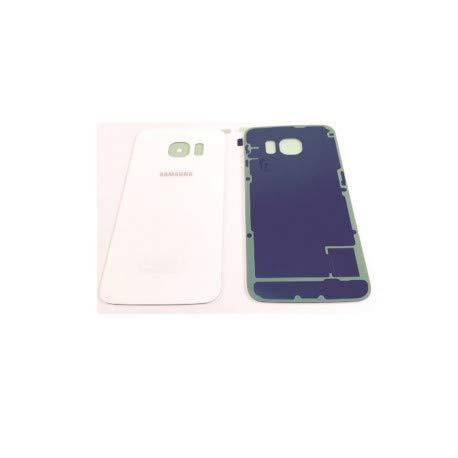 Third Party - Coque arrière Samsung Galaxy S6 Edge + Blanc - 3700936103765