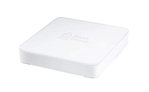 Schellenberg 26000 Smart Friends Box, Weiss | Smart Home Zentrale | Für Ready For Smart Friends Geräte