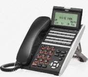 NEC DTZ-24D-3(BK) DT430 Digital 24 Button Display Endpoint BLACK PHONE Stock# 650004 (Renewed)