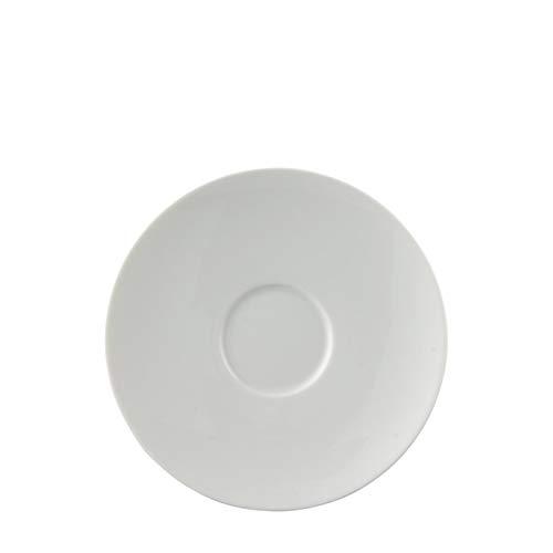 Soucoupe pour Tasse à Café Thomas Vario Pure, Ronde, Porcelaine, Blanc, Compatible Lave-Vaisselle, 16 cm, 14741