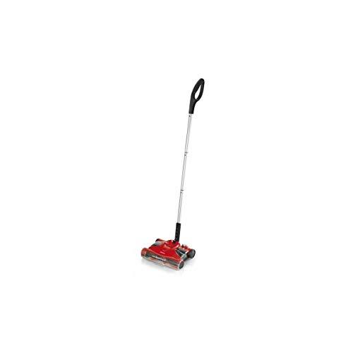 Ariete 2768 Cordless Sweeper - Scopa Elettrica senza Filo, Batteria ricaricabile, Autonomia 40\', Capacità 0,4L, Leggera e maneggevole, Rosso