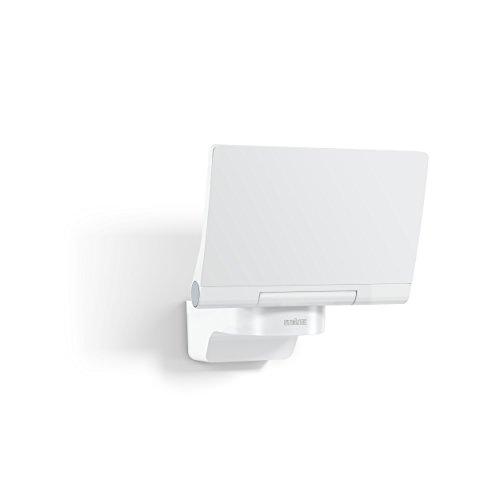 Steinel LED-Strahler XLED Home 2 Slave weiß, 13 W Flutlicht, voll schwenkbar, 1443 lm, für Einfahrt, Hof und Garten