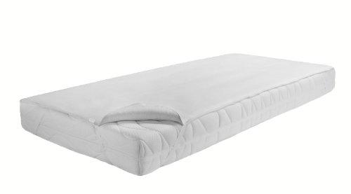Dormisette 60-00 wasserdichte Matratzenauflage, 80 x 200 cm, weiß