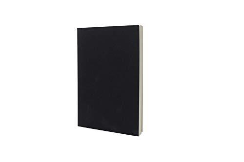 Cuaderno de bocetos, 14 x 21 cm, 64 hojas, papel grueso de 100 g/m² de LayFlat