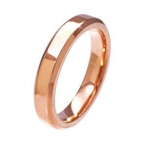 sr0073-09-slimPINK [ブランド名:2PIECES] ステンレスリング 指輪 シンプル メンズ レディース ペア向き ((細)ピンク-09号)