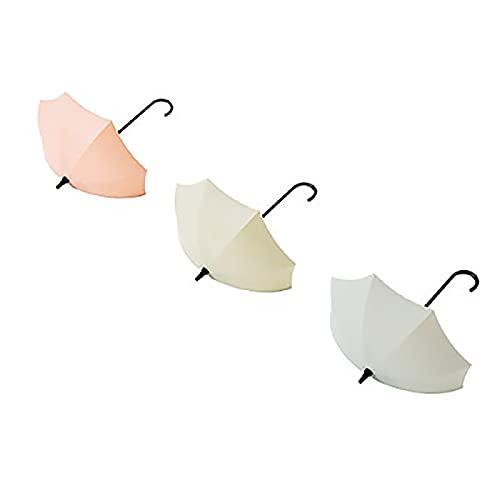MaoLi Gancho de pared 3 piezas/set creativo paraguas gancho clave color decoración de la pared del hogar (color : D, tamaño: pequeño)