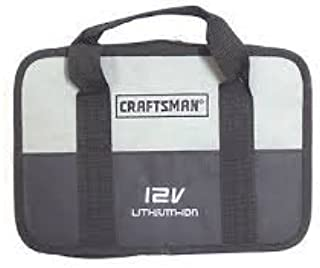 Craftsman Nextec 12 Volt Tool Tote (Tote Only, No Tools Included)