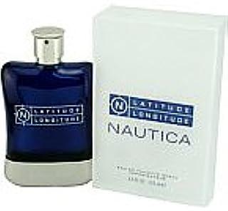 Latitude Longitude By Nautica For Men. Eau De Toilette Spray 1.7 Ounces