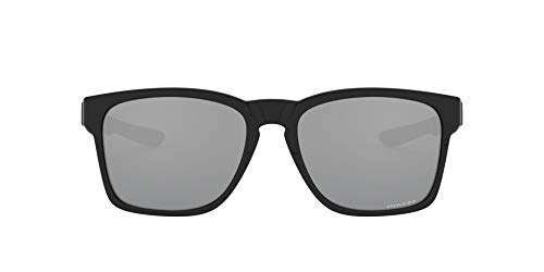 Oakley Catalyst Gafas de sol, Negro, 56 para Hombre