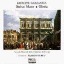 Stabat Mater / Gloria by GIUSEPPE GAZZANIGA (1992-01-01)