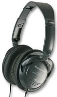 Best Price Square Headphones, HI-FI + VOL Control RP-HT225 by PANASONIC Electronic Components