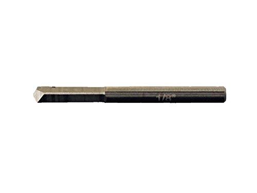 TEMO 1/8 Inch (3.2 mm) Solid Carbide Broken Taps Drill Extractor