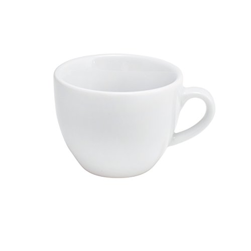 KAHLA - Pronto - weiß - Espresso-Obertasse/Mocca-Tasse - Porzellan - 0,08 l