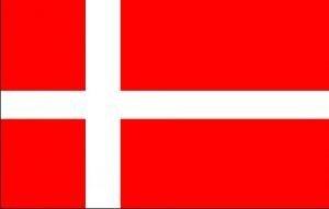 Flagge Dänemark Fahne 150x90cm by ID SOFTWARE