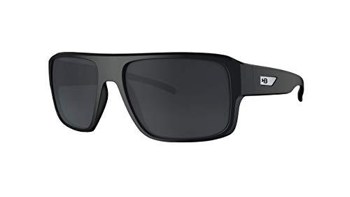 Óculos de sol REDBACK HB AdultoUnissex Preto Brilhante Único