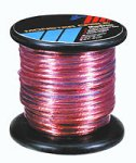 Monster Cable 16 Gauge 20-Feet Monster Xp Clear Speaker Cable Discontinued by Manufacturer