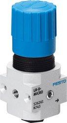 Festo 526264Modell LR/8-d-o-7-micro Druckminderer