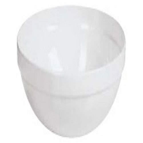 APS à Paderno Monde Cuisine Blanc Bol en mélamine, 22,9 cm