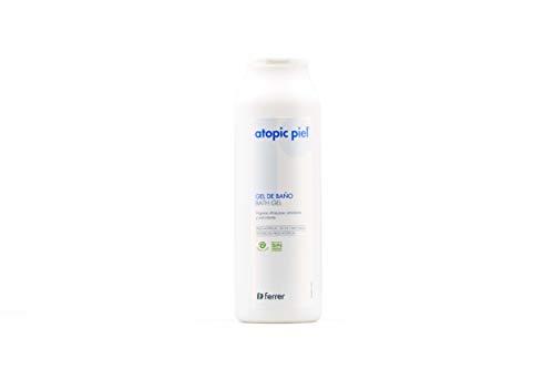 Atopic Piel 1309280, Gel de Baño para piel atópica, sensible, piel seca y muy seca 200ml