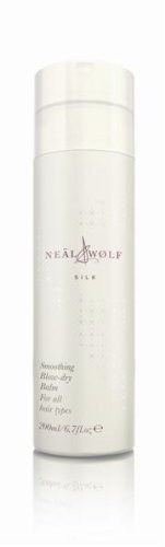 Neal & Wolf Silk Smoothing Blow Dry Balm by Neal & Wolf