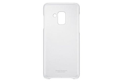 Samsung Clear Cover per Galaxy A8, Sottilissima e semi-trasparente