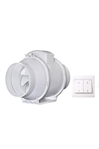 Extractor De Baño, Ventilador de extractor de baño, ventilador de extractor de cocina 6