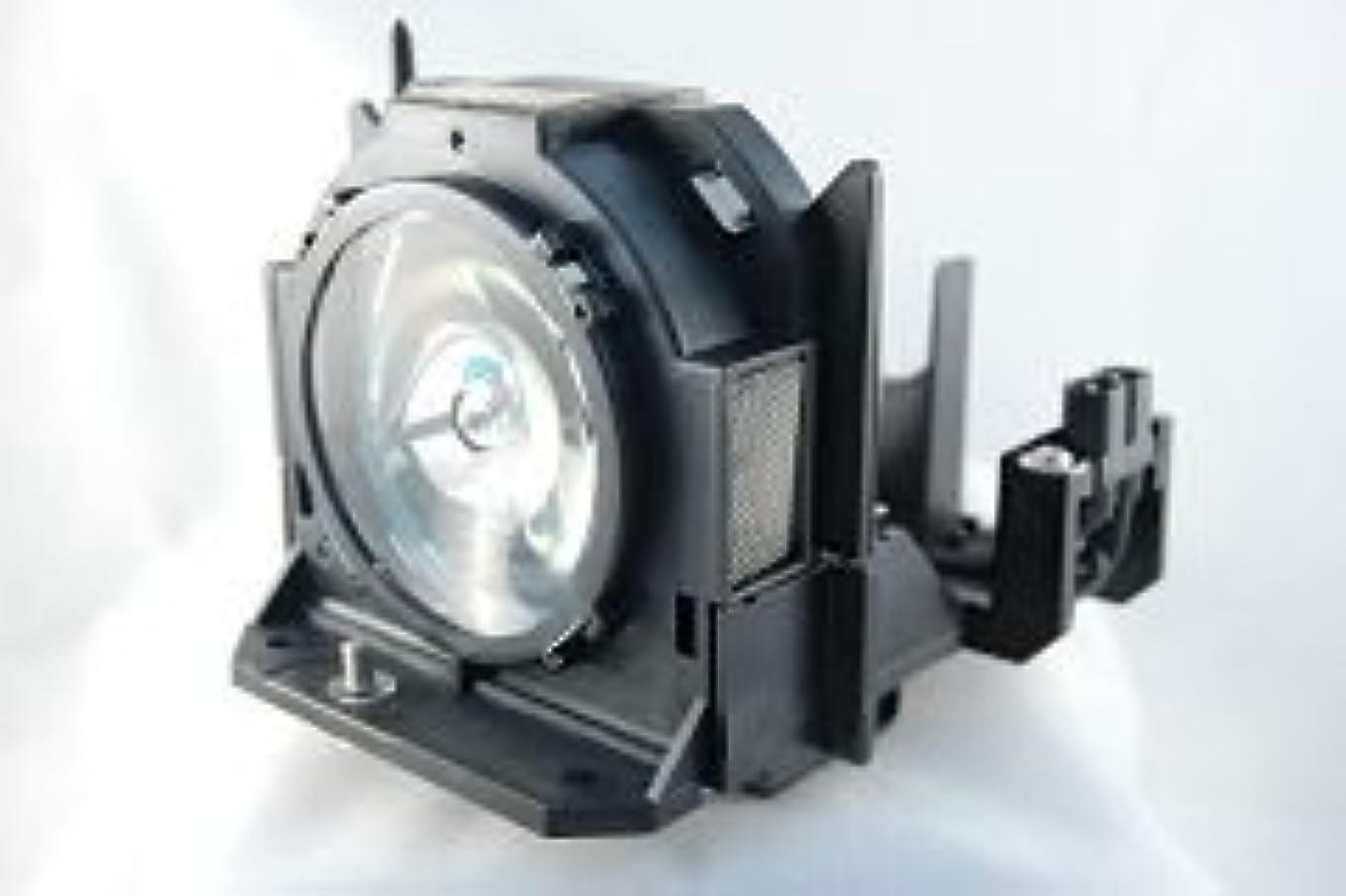 それによってに頼る介入するパナソニック ET-LAD60W (2灯セット) 汎用 プロジェクターランプ
