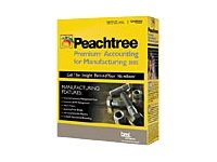 Peachtree Premium Accounting For Manufacturing 2005 Multi-User