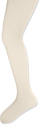 Camano Mädchen 3125 Strumpfhose, Weiß (Offwhite 0002), 25-28 (Herstellergröße: 98/116) (2er Pack)