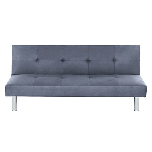 Dhouse 3 Seater Sofa Bed Modern Thick Sofa Bed Sofa Recliner Soft Sofa Bed Gray Fabric Sofa Bed Sofa Recliner Bench For Living Room Bedroom