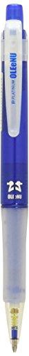 Platinum Mechanical Pencil Oleenu, 0.5mm, Blue (MOL-200-#56)