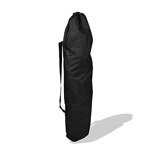 DAUERHAFT wasserdichte Longboard-Tasche Langlebiges und verschleißfestes Skateboard innerhalb von 46 Zoll Leichtgewicht mit verstellbarem Schultergurt, passend für die meisten Personen