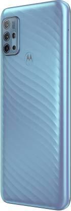 MOTOROLA G10 Power (64 GB) (4 GB RAM) (Breeze Blue)