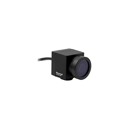 Marshall Electronics CV503-WP 2.5MP All-Weather Miniature 3G/HD-SDI Camera with Interchangeable 3.6mm Lens