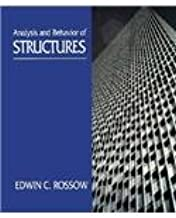 Analysis and Behavior of Structures