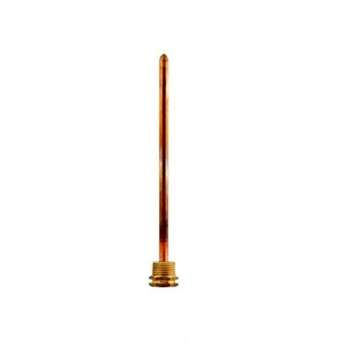 Afriso Tauchhülse für Manometer, Thermometer, Thermostate mit Kapillarleitung (150 mm)