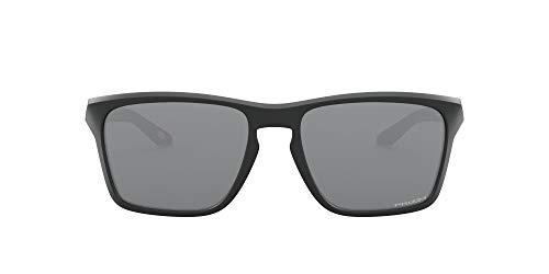 Oakley Herren SYLAS Sonnenbrille, Matte Black, 57
